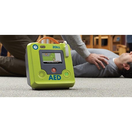 DEFIBRILLATEUR ZOLL AED 3