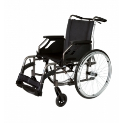 FAUTEUIL ROULANT NOVO LIGHT DOSSIER INCLINABLE
