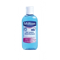 GEL HYDROALCOOLIQUE DESINFECTANT MILTON