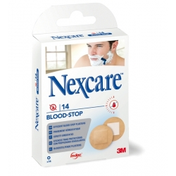 PANSEMENT NEXCARE BLOOD STOP ROND