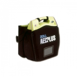 SACOCHE NOIRE POUR ZOLL AED+