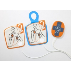 PAIRE D'ELECTRODES ADULTE RCP POUR CARDIAC SCIENCE G5