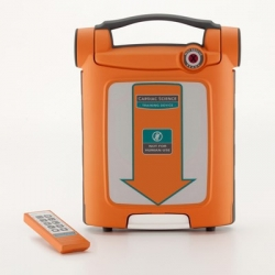 DEFIBRILLATEUR DE FORMATION CARDIAC SCIENCE POWERHEART AED G5