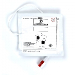 PAIRE D'ELECTRODES ADULTE DE FORMATION POUR CARDIAC SCIENCE G3
