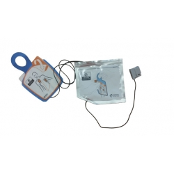 PAIRE D'ELECTRODES ADULTE POUR CARDIAC SCIENCE G5 DE FORMATION