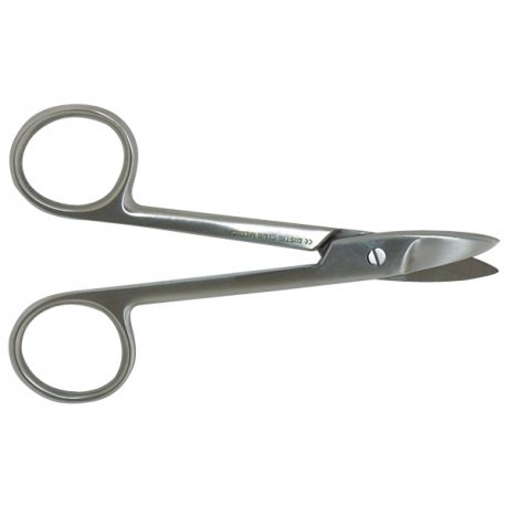 CISEAUX A ONGLES FORTS 10CM